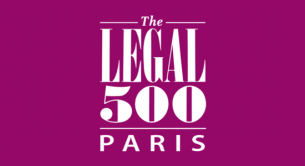 22/08/2018 – La performance de De Gaulle Fleurance & Associés saluée par le guide Legal 500 Paris 2018
