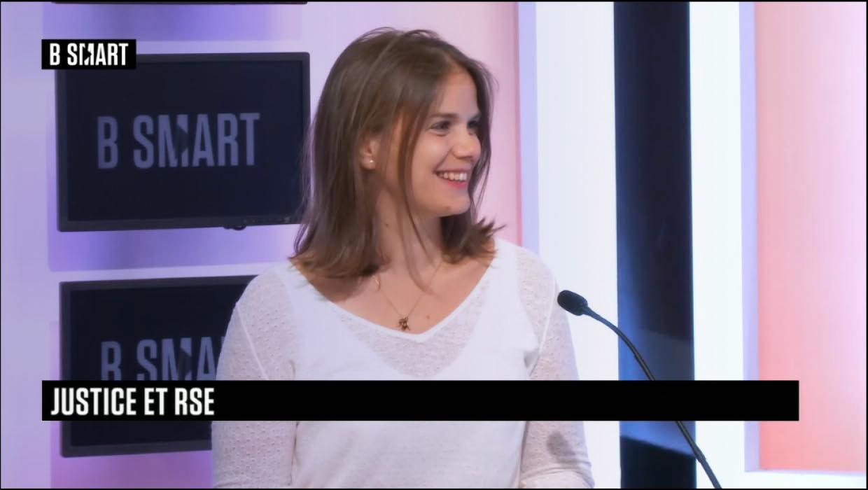 [Vidéo] Justice et RSE interview de Gaïa Witz dans Smart Impact