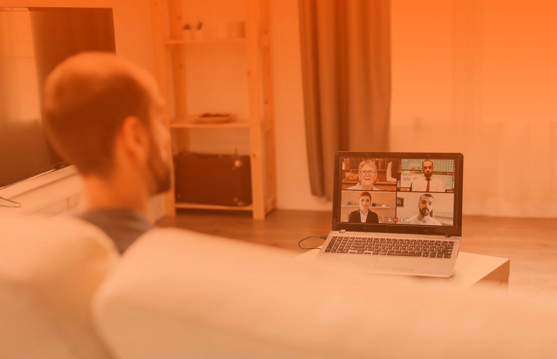 Wébinaire : l'adaptation du poste de travail en cas de télétravail