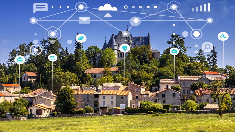 Petites villes de demain : De Gaulle Fleurance & Associés accompagne les 1 600 communes sélectionnées