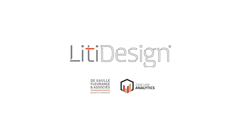 LegalTech : De Gaulle Fleurance & Associés et Case Law Analytics lancent LitiDesign